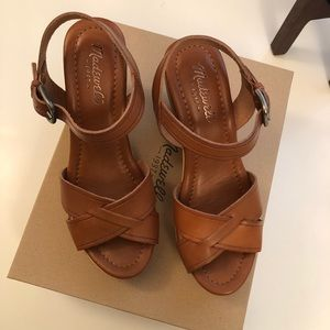 Madewell X Front Wedge